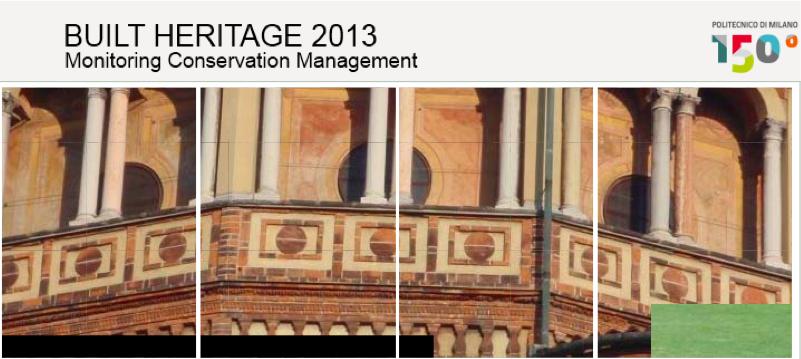 built heritage 2013